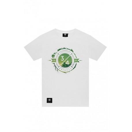 T-Shirt FLOWER White
